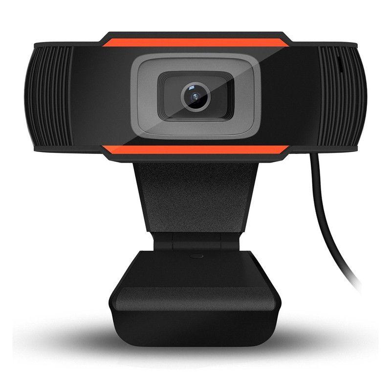 Neue 8x3x11 cm A870C USB 2.0 STÜCK Kamera 640X480 Videoaufnahme HD Webcam Web-kamera Mit MIKROFON Für Computer PC Laptop Skype MSN
