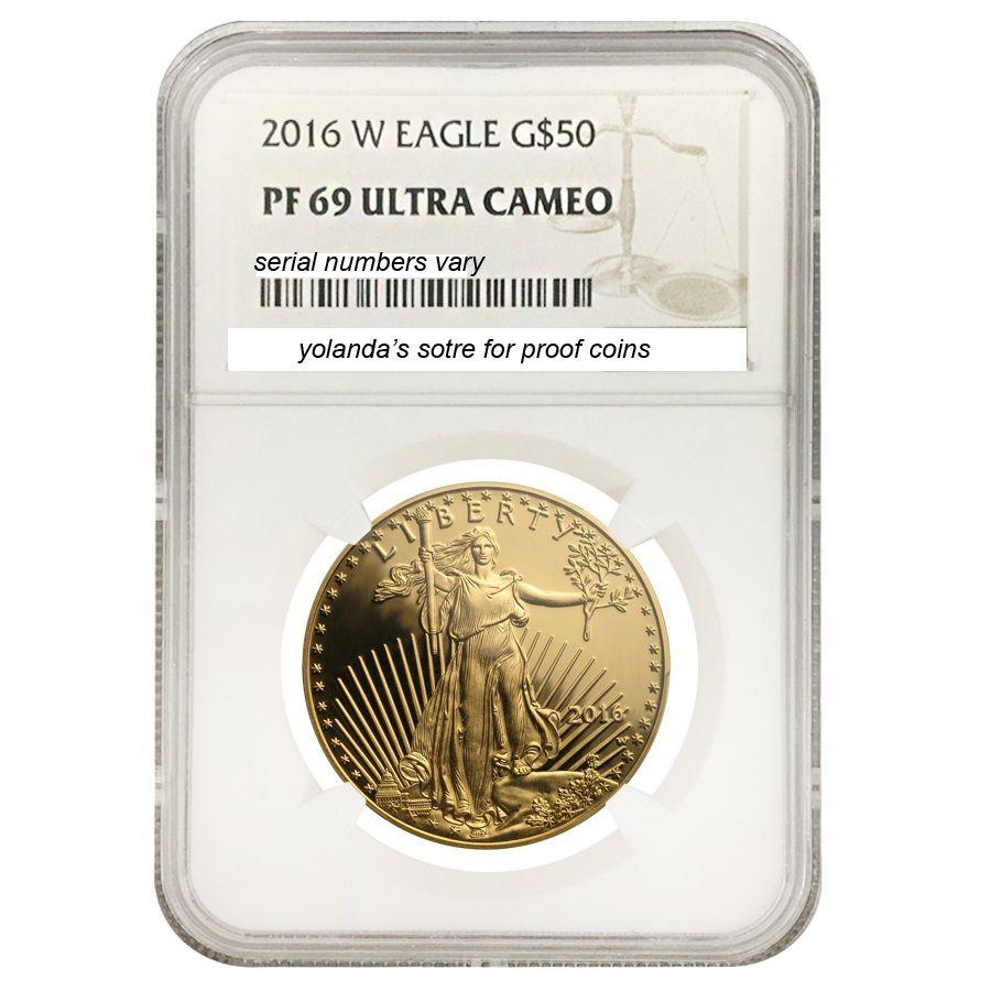 2016 wolfram münzen überzogene 1,5 gramm. 999 feine gold American eagle münze abgestuften PF70 in orginal halter und fall