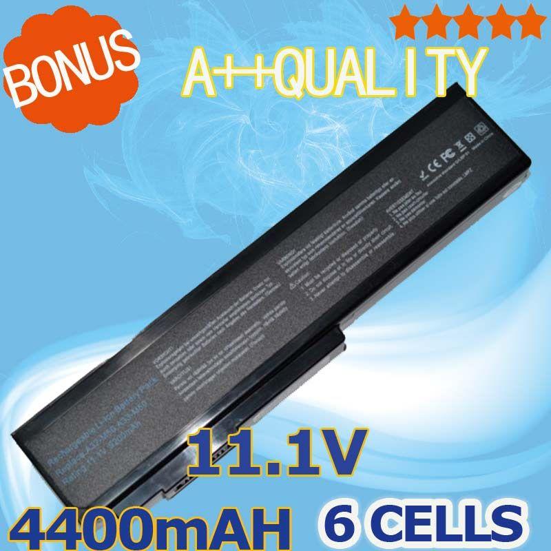 4400mAh 11.1V 6cell Battery For Asus M50 M50s M50VM A32-M50 A32-N61 A33-M50 N61J N61Ja N61jq N61jv N61 N53 n61da