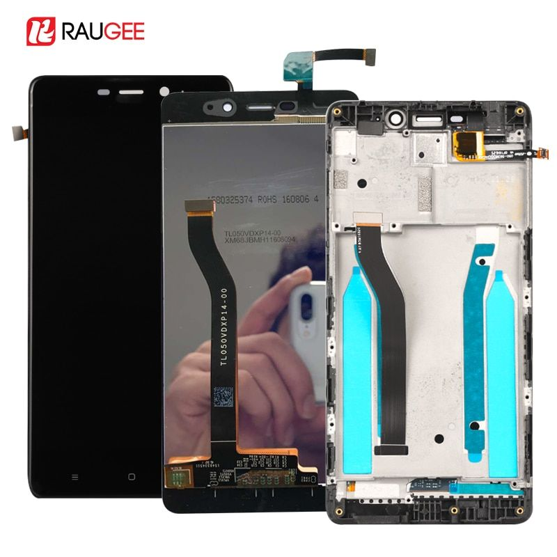 Lcd Screen for Xiaomi Redmi 4 Pro High Quality Replacement LCD Display+Touch Screen for Xiaomi Redmi 4 Pro Prime 5.0inch