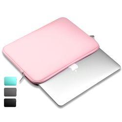 Portable Zipper Soft Liner Sleeve Laptop Bag Notebook Case Computer Bag Smart Cover for 11