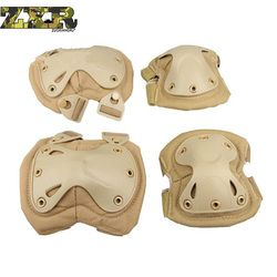 Tactical Paintball Protection Camo Set Sports Safety Protective Pads Protector Gear Hunting Shooting Pads