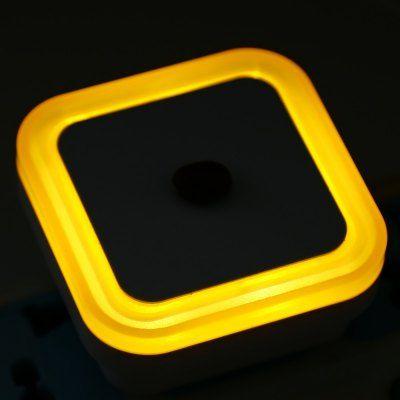 0.5W 220V Light Control Mini LED Night Lamp