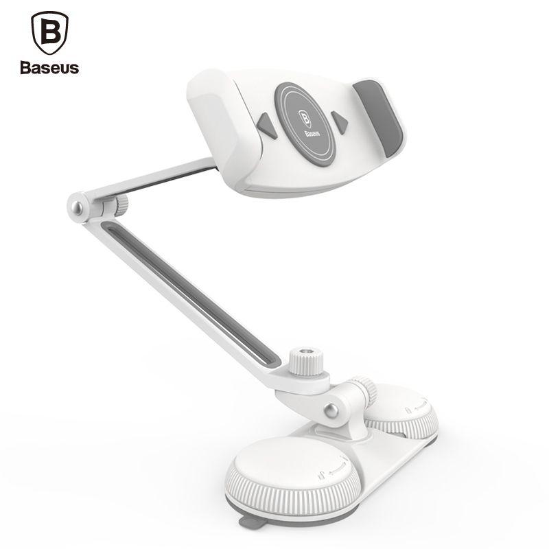 Baseus Mobile Phone Tablet PC Holder Stand 5.5-15 Inch Adjustable For iPad Mini Air 2 3 4 Tablet PC Desktop Bracket Holder