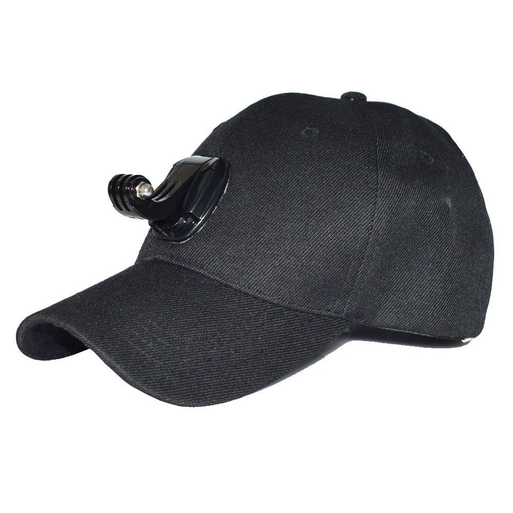 Универсальный Go pro интимные Аксессуары Регулируемый Холст Защита от Солнца шляпа кепки для Gopro SJCAM SJ8 Eken H9R Yi 4k Спорт Действие камера