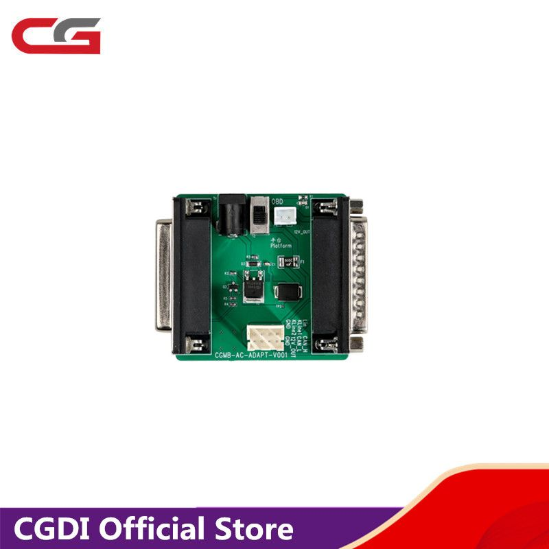 CGDI Prog for MB AC Adapter Work for Mercedes W164 W204 W221 W209 W246 W251 W166 for Data Acquisition Free Shipping