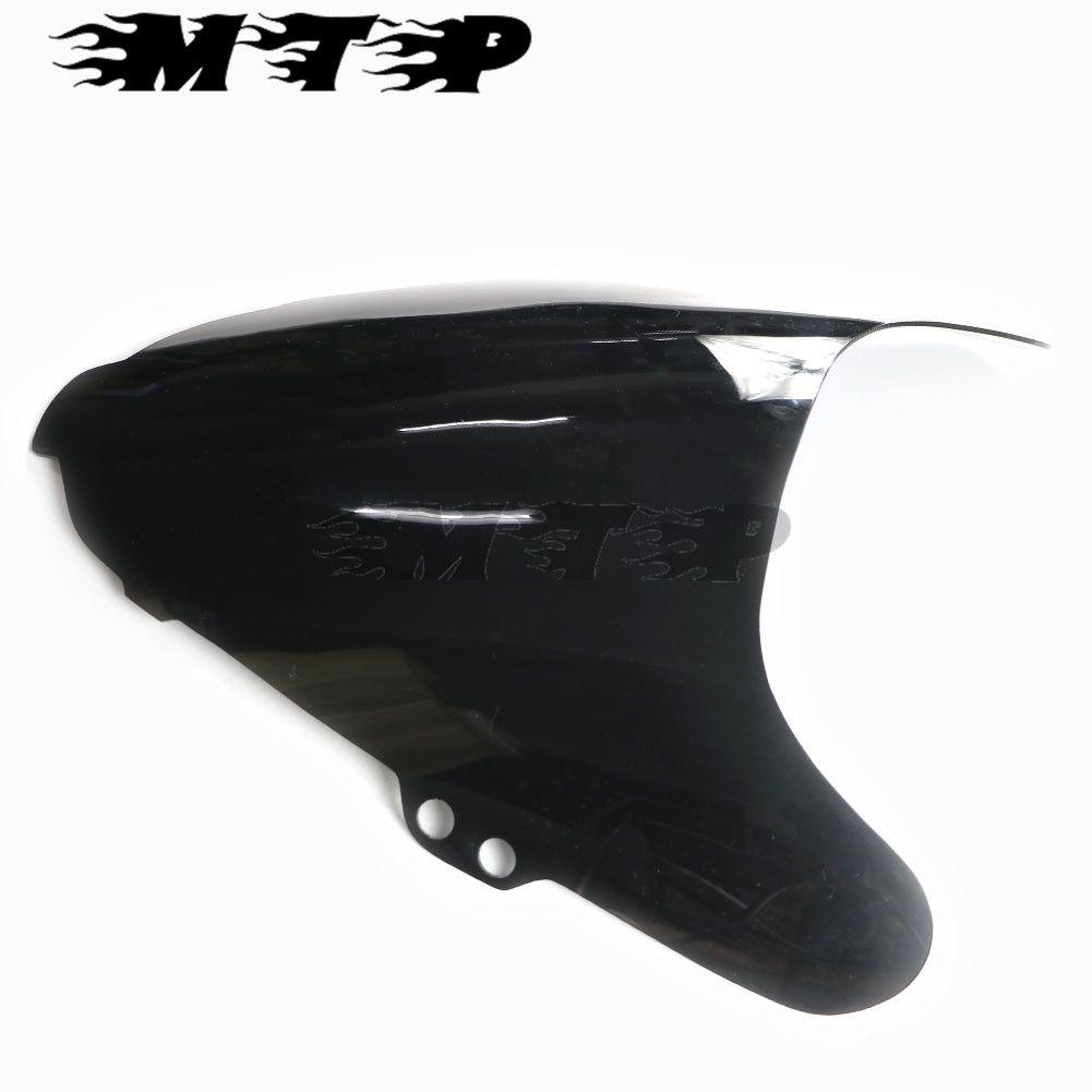 Motorcycle  Windscreen Airflow Adjustable Deflector Windshield for Suzuki RF400 GK78A 1993-1997 1996 1995 1994