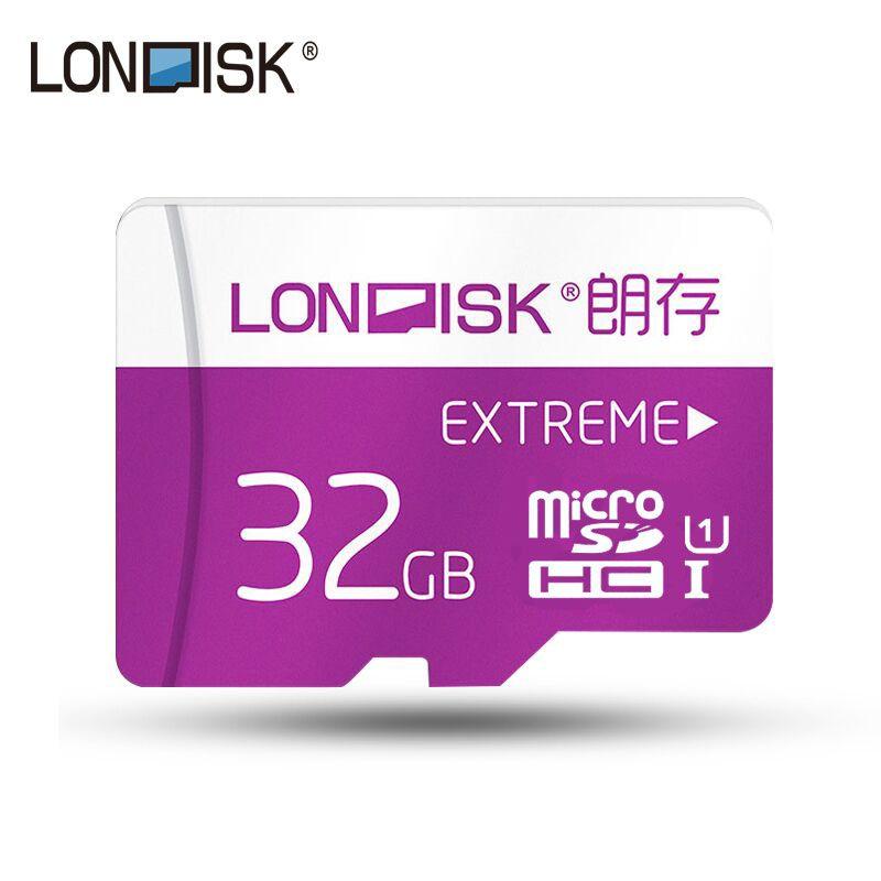 Londisk microSD 32 gb Class10 16 gb 64 gb 128 gb microSDHC microSDXC High Speed Speicher Karte micro sd karte für telefon Kamera