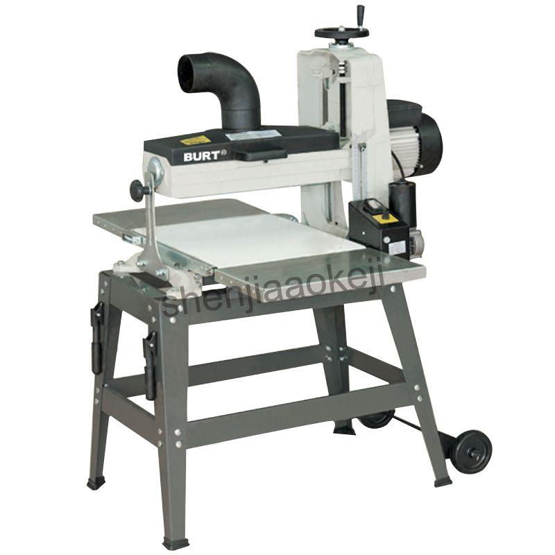 Trommel sand maschine Roller Sander/Automatische Feed Sander 1442r/min 220 v 1 pc MS3140 Flache Sander maschine