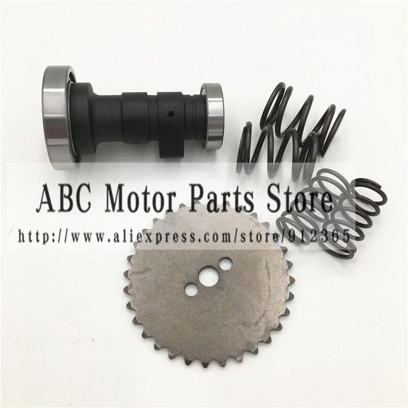STONEDER Motorcycle Z40 Racing Cam Camshaft Kit For Chinese YX140 YX 140cc 1P56FMJ