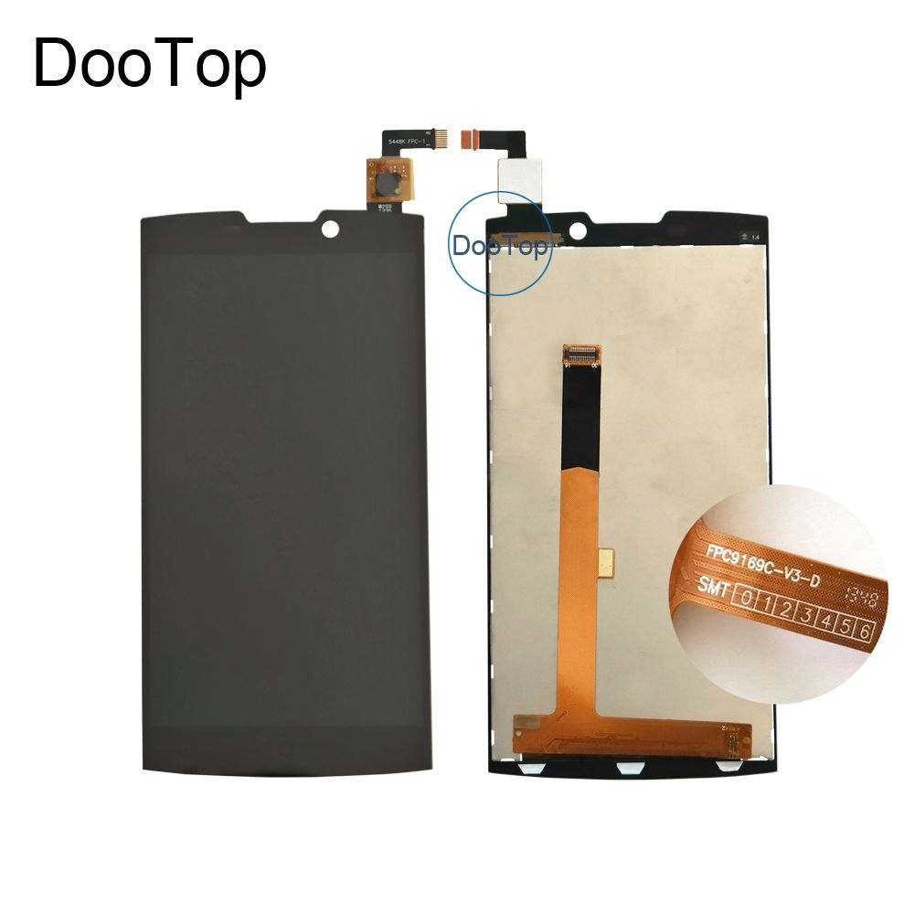 Top Quality For Highscreen Boost 2 Se For Innos D10 version 9169 LCD Display With Touch Screen Digitizer Assembly + tools