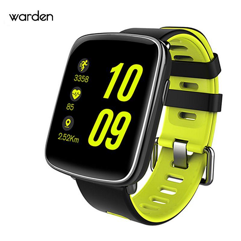 GV68 Sport Bluetooth Smart Watch in MTK2502 Messaggio Chiamata di Promemoria Telecomando Camera Smartwatch IP68 Impermeabile pe