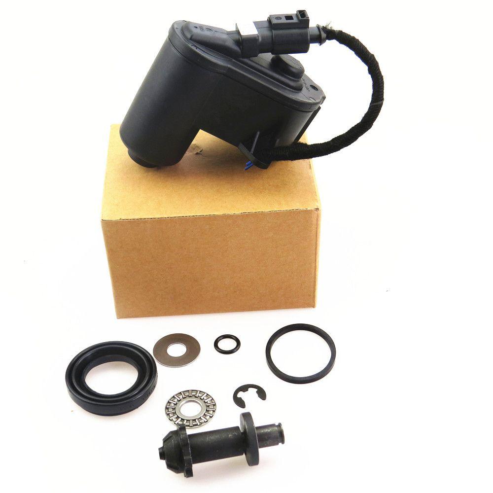 ZUCZUG Rear Handbrake Brake Calliper Servo Motor + 6 Teeth Screw Kit For VW Sharan Passat B6 B7 CC Tiguan 32332267 1J0 973 722 A