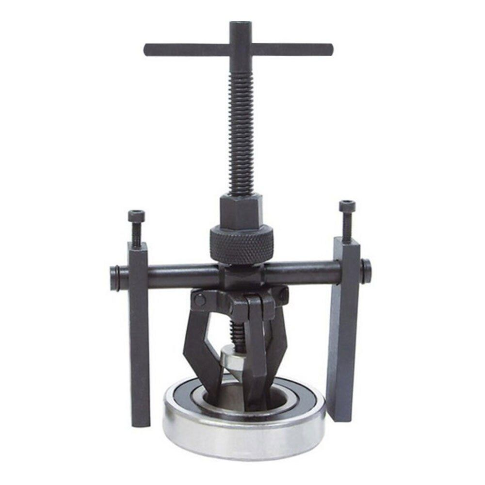 BBQ@FUKA 1pcs Car Automotive flywheel For Car Wheel 12-58mm 3-Paw Pilot Bearing Puller Bushing Gear Extractor Tool Kit Motor