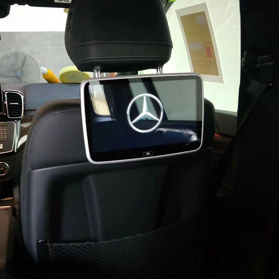 11,6 zoll Hinten Entertainment-System Android 7.1 Auto TV Bildschirme für mercedes-benz Alle Serie