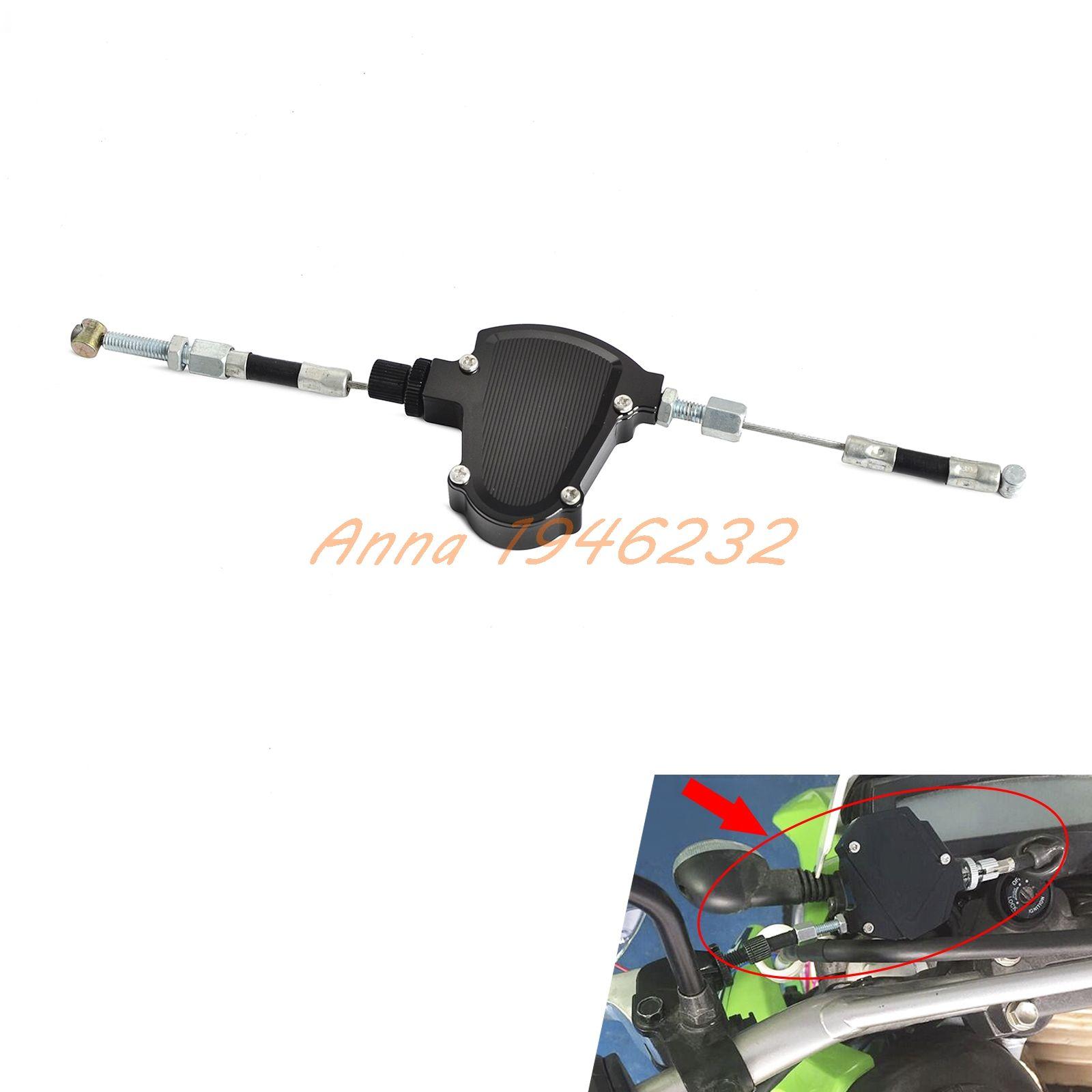 Cnc universal stunt kupplung einfach ziehen kabel system motorräder dirt bike für honda yamaha suzuki kawasaki ducati triumph