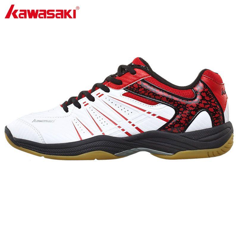 Kawasaki Chaussures De Badminton Professionnels 2017 Respirant Anti-Glissante Sport Chaussures pour Hommes Femmes Sneakers K-063