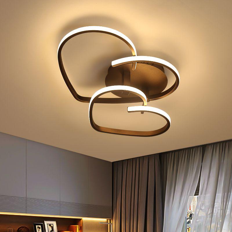lustre de plafond moderne Modern LED Ceiling Lights For hallway living room bedroom lights luminaire plafonnier Lampara de techo