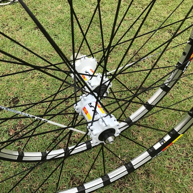 HOT Sale High Quality Entry Level Crossmax 6 Hole Cross SLR 26 27.5 29 Inch MTB Mountain Bike Bicycle Wheelset 15mm 12mm