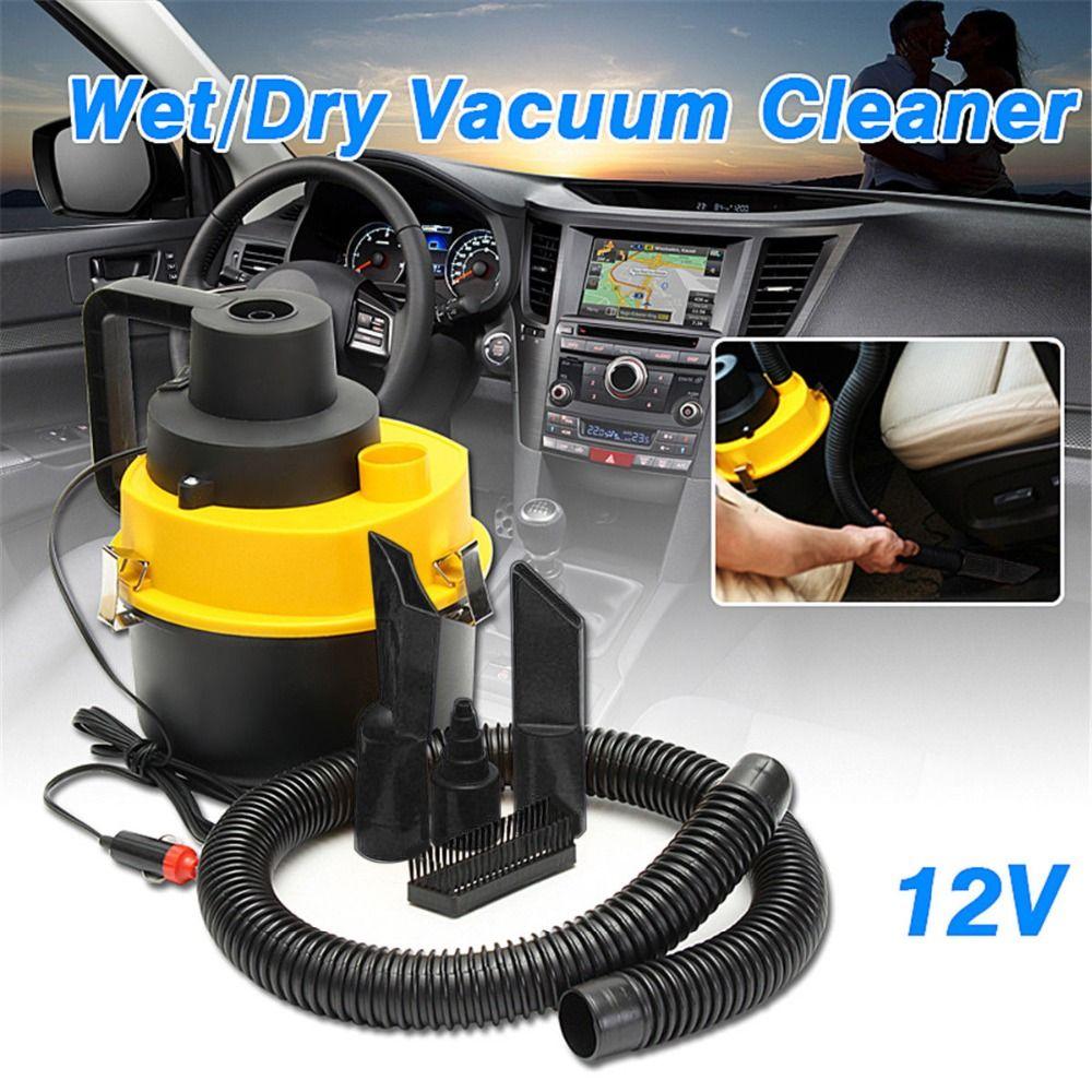 Viecar 12V Car Vacuum Cleaner Portable Car Vacuum Cleaner Wet and Dry Aspirador de dual-use Mini Auto Car Vacuum Cleaner J35C37