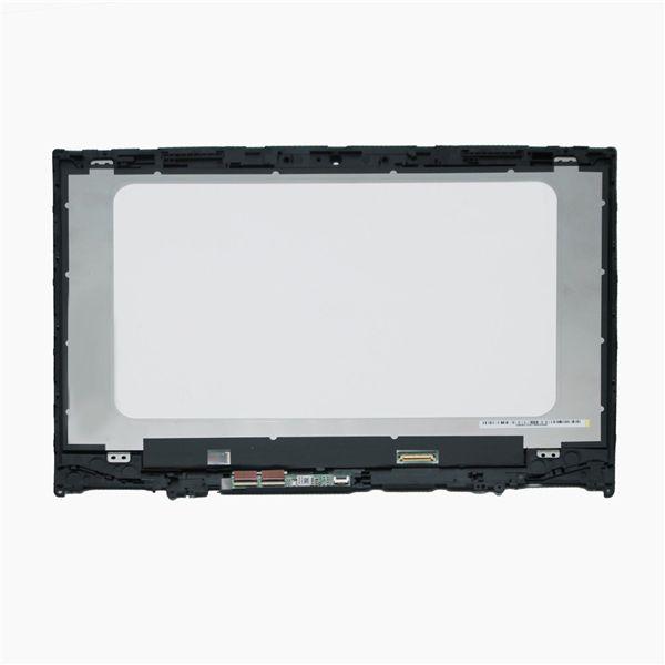 14'' FHD LCD Touch Screen Digitizer Assembly For Lenovo Flex 5-14 w/Bezel 5D10N45602