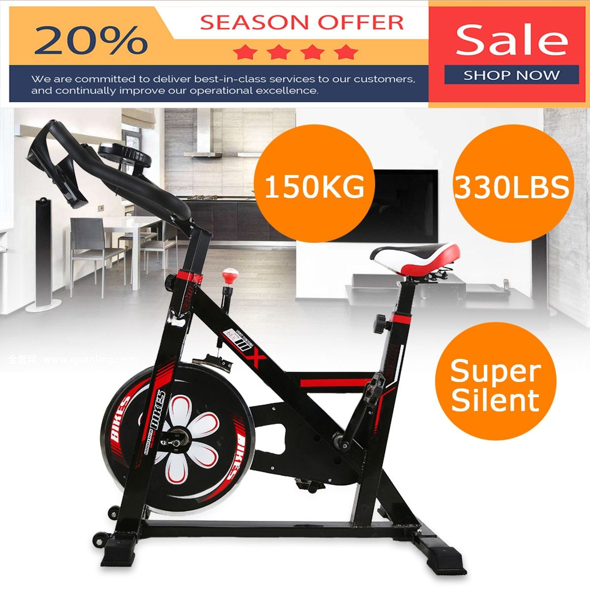 Fitness Bike Indoor Cycling Exercise Equipment With The Electronic Display Screen The Indoor Cycling Ultra-Quiet Bicycle Trainer