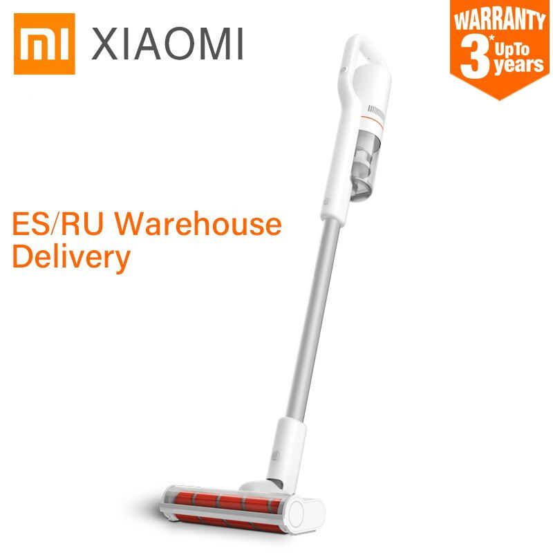 Xiaomi Mi Vacuum Cleaner Roidmi F8 Handheld Wireless Low Noise Smart Dust Collector WIFI APP Control LED Multifunctional Brush