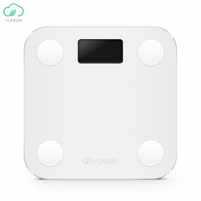 International Version Yunmai Mini Smart Weighing <font><b>Scale</b></font> Digital Body Fat Health Loss Weight <font><b>SCALES</b></font> BMI Muscle Rate For APP Remote