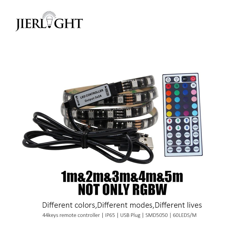 Different Models Changeable LED Strip Arduino Development Ambilight TV 60leds/m 5050 RGB Led Magic Dream Color Rope Light