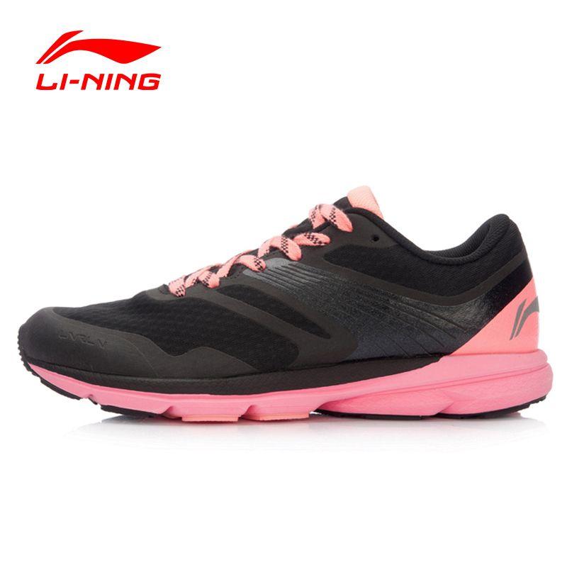 Li-Ning Women's Rouge Rabbit 2016 Smart Running Shoes Cushioning SMART <font><b>CHIP</b></font> Sneakers LiNing Sports Shoes ARBK086 XYP445