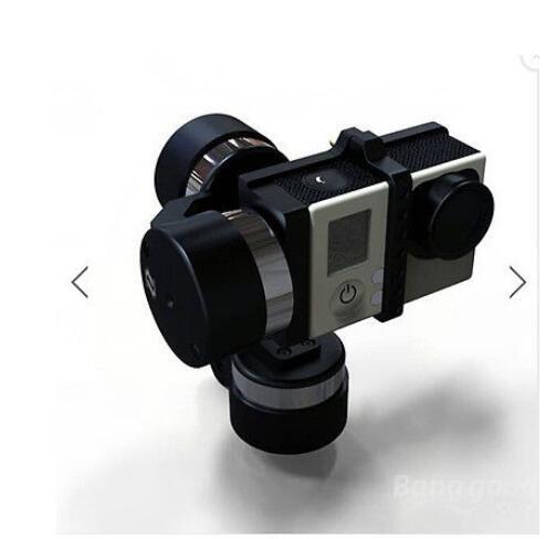 Zhiyun Z1-Rider 3-Axis Handheld Brushless Gimbal for Gopro 3 3+ 4 VS FeiyuTech FY WGS 3 Axis Wearable Gimbal