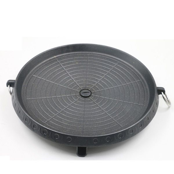 BBQ grill built-in oven windproof stove field BBQ indoor grill Home Barbacue Kitchen Tool