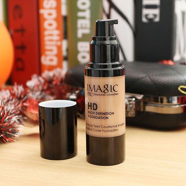 30 ml Marque Visage Correcteur Contour Palette Liquide Fondation Maquillage Correcteur Amorce Visage Cosmétiques Étanche Hydratant bb