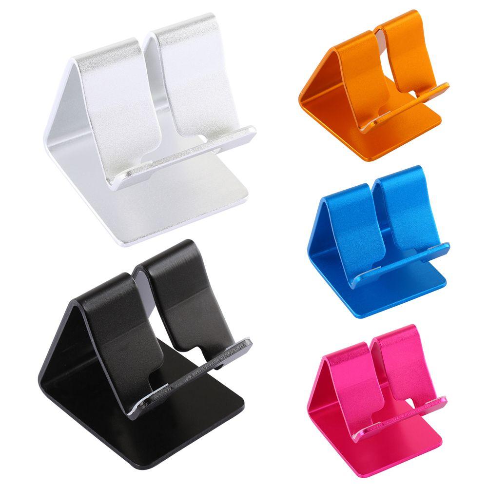 Universal tragbare aluminiumlegierung handy halter bett schreibtisch tisch halter für iphone huawei xiaomi tablet halterung ständer