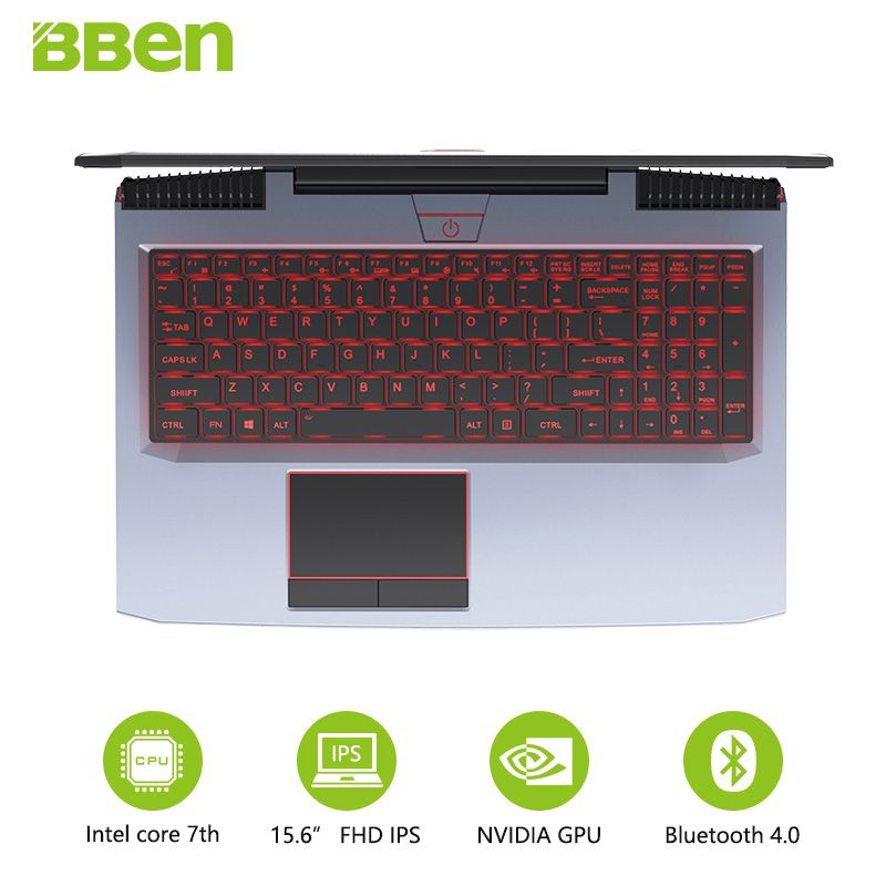 BBEN G16 Gaming Laptops 15,6