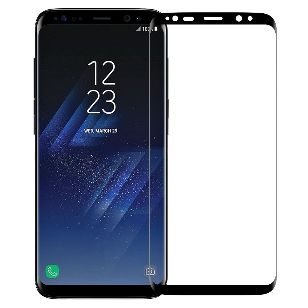 Pour Samsung Galaxy S8 S8Plus Doux PET Nanomètre Anti Explosion Écran Protecteur 3D Pleine Courbe Film (pas Trempé Verre) S8 S8 +