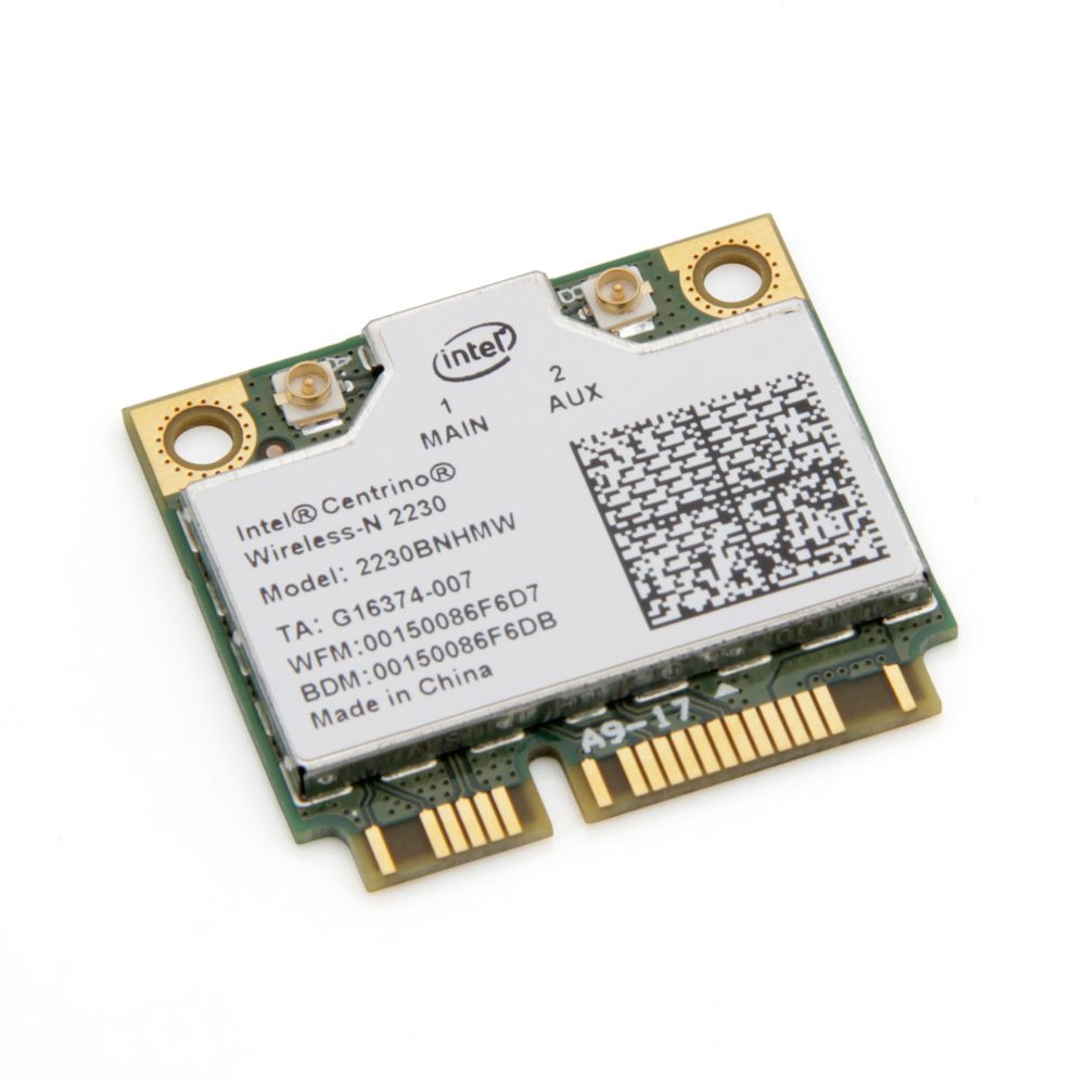 300 Mbps Wi-Fi + BT 4.0 Pour Intel Centrino Wireless-n 2230 2230 2230BNHMW Sans Fil WiFi Bluetooth demi mini Pci-e Wlan carte Réseau