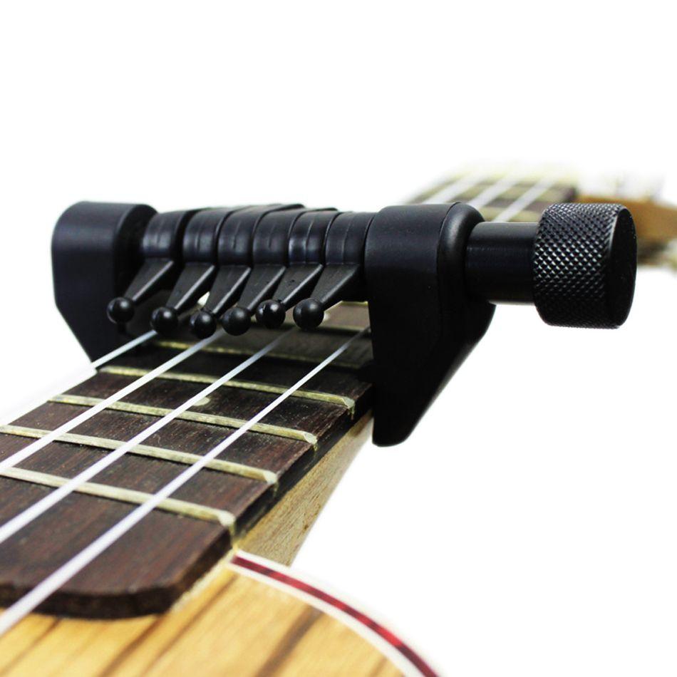 Original Flanger Spider Capo Flexi Portable alternatif Tuning guitare Capo soutien divers réglage changement