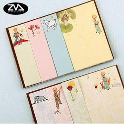 1X creativo Pequeño Príncipe Memo plan semanal Notas pegajosas papelería planificador pegatinas de papel