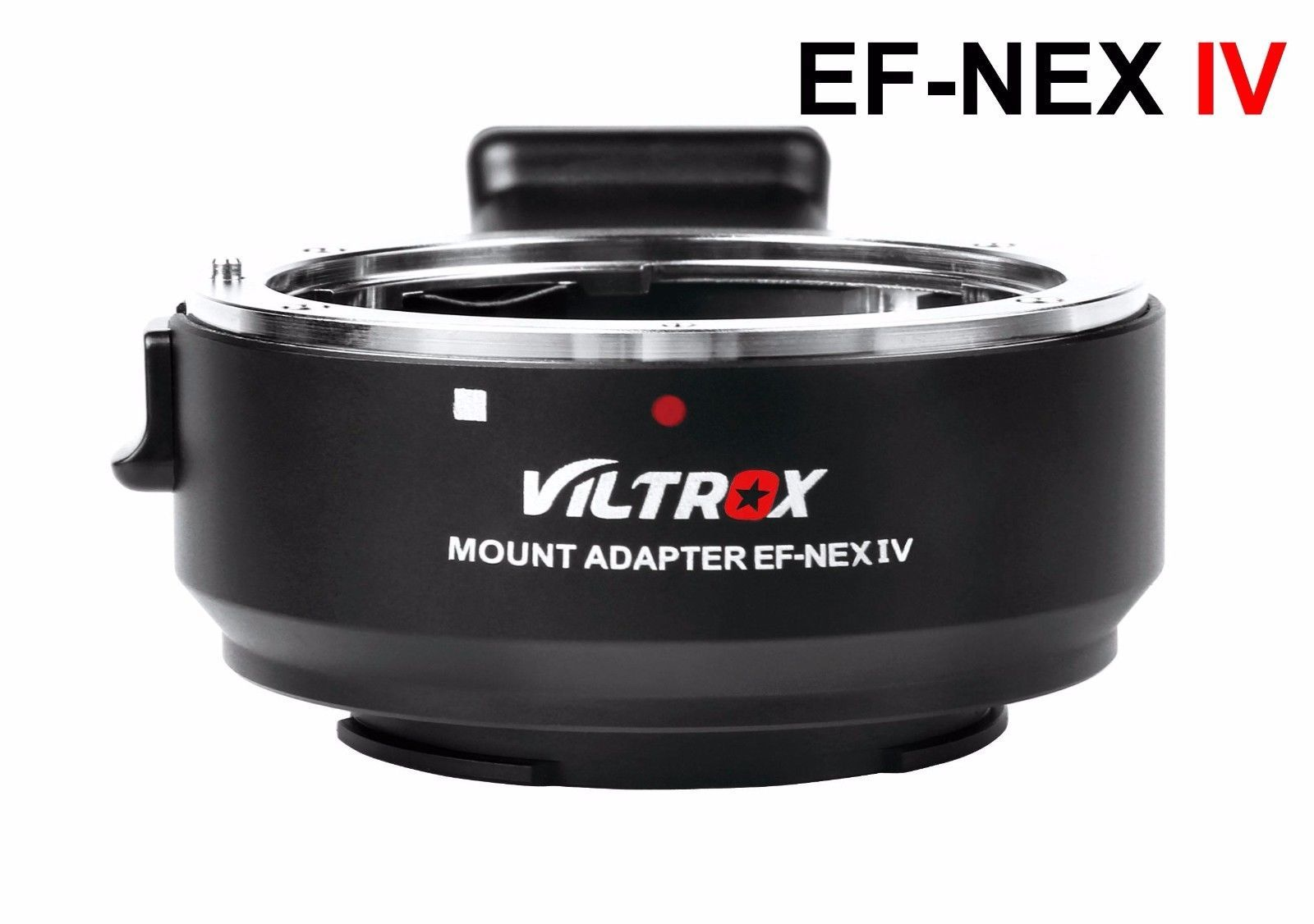 Viltrox EF-NEX IV Auto Focus Lens Adapter for Canon EOS EF EF-S Lens to Sony E NEX Full Frame A9 A7 A7II A7RII A7SII A6500 A6300
