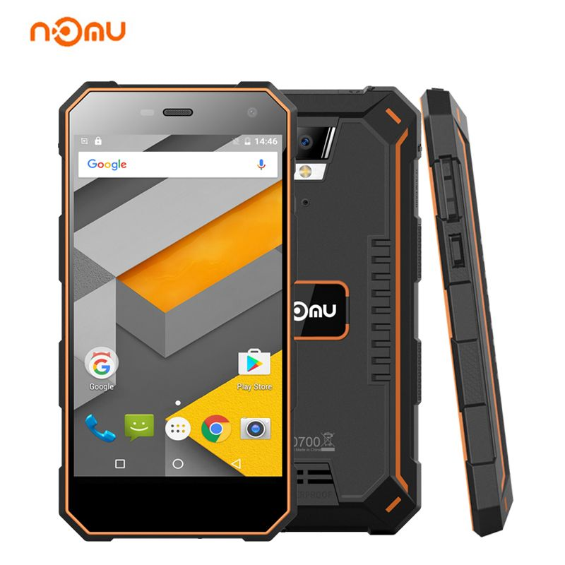NOMU S10 IP68 Waterproof Smartphone 5