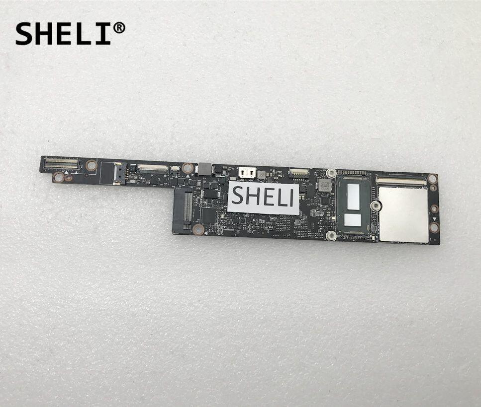 SHELI Für Lenovo Yoga 3 Pro 1370 Motherboard 8 GB mit 5Y71 CPU 5B20H30465 NM-A321