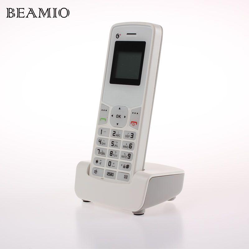 TD-SCDMA GSM 900/1800 MHZ Sans Fil Fixe Téléphone Coloré ScrTelephone Avec SIM Appel ID Fixe Sans Fil Téléphone Pour La Maison bureau