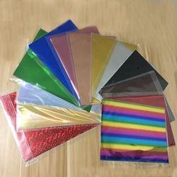 Gold Black Red Hot Stamping Foil Paper Laminator Laminating Transfer on Elegance Laser Printer Craft Paper 50Pcs 20x29cm A4