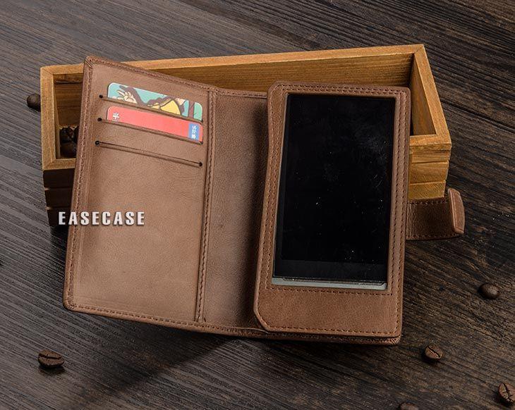E4 Custom-Made Genuine Leather Case For FiiO X7 MARK II MARKII