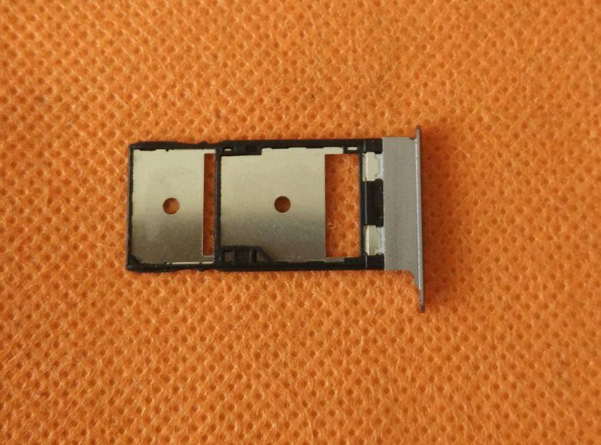 Used Original Sim Card Holder Tray Card Slot for Oukitel U15S 5.5 Inch FHD MT6750T Octa Core Free shipping