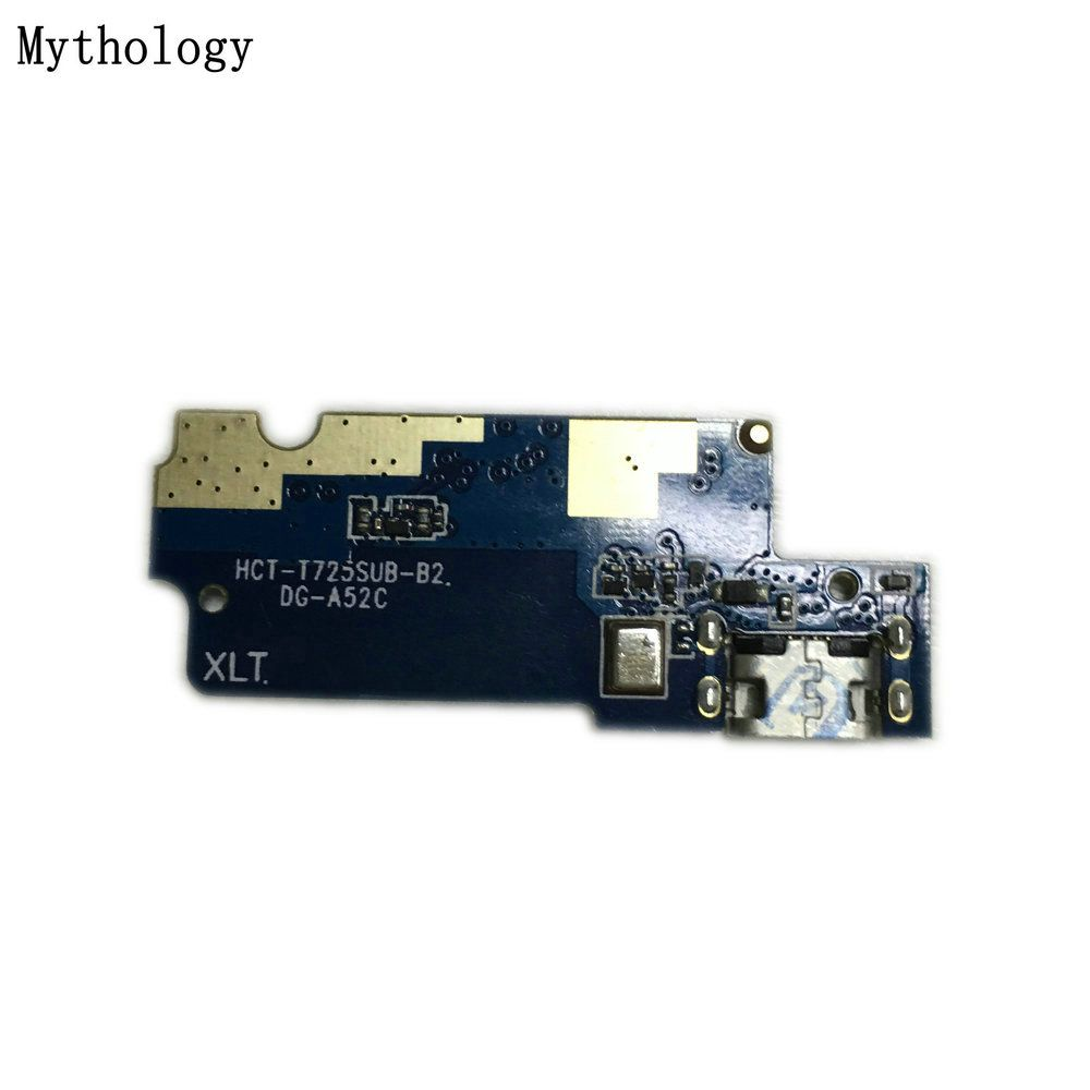 Mythology For Doogee Y6 Y6 Piano USB Board Flex Cable Dock Connector Microphone 5.5 Inch Mobile Phone Charger Circuits