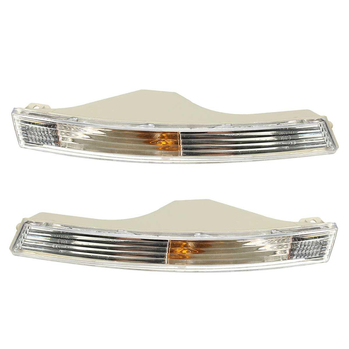 2 Pcs Car Front Bumper Turn Signals Light For Passat B6 For VW/Volkswagen/Magotan 2006-2010