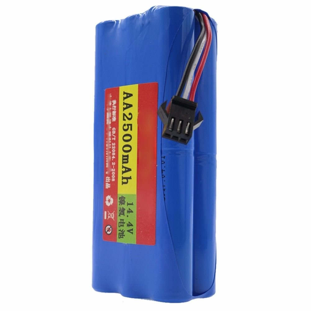 Ni-MH 2500 mAh Original Battery replacement for Seebest D730 Seebest D720 <font><b>robot</b></font> Vacuum Cleaner Parts