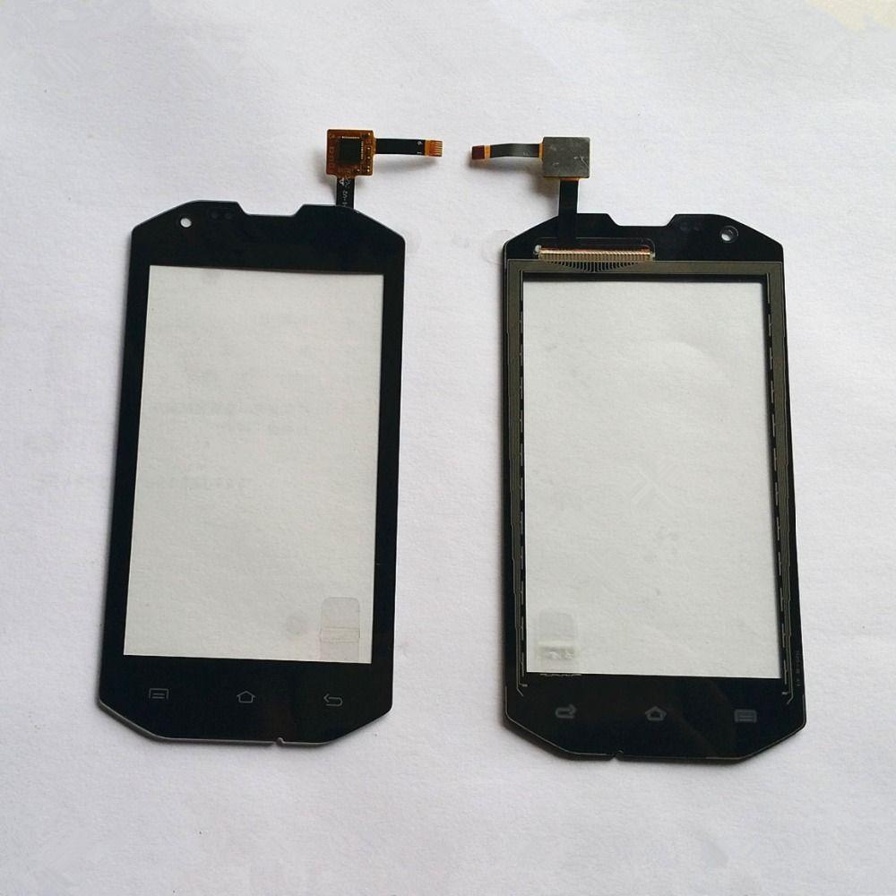 Original-ersatzteil 4,0 zoll Touchscreen Für HUMMER H5 Uphone H5 Smartphone